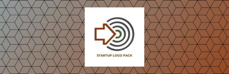 Three Side Design Startup Logo Pack